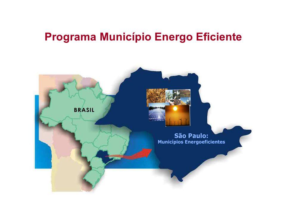 Programa Município Energo Eficiente
