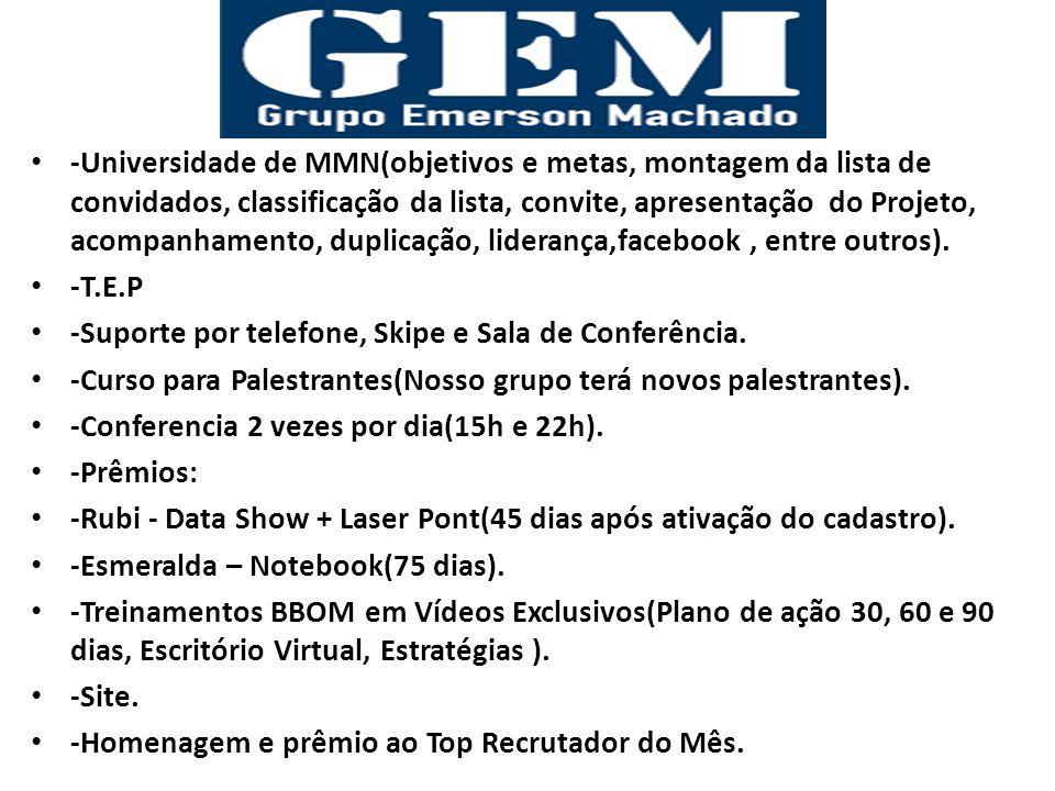 Grupo Emerson Machado