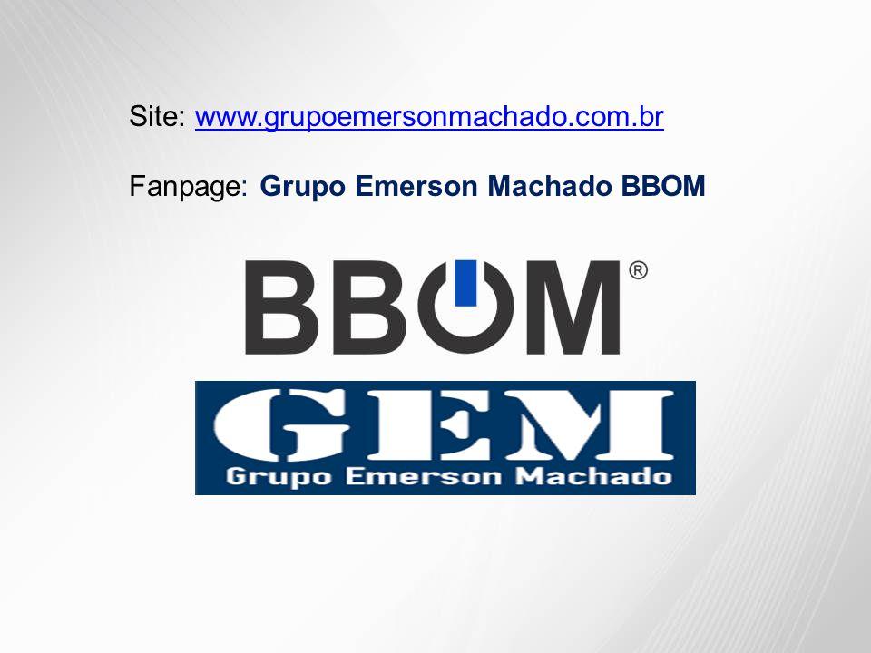 Site: www.grupoemersonmachado.com.br