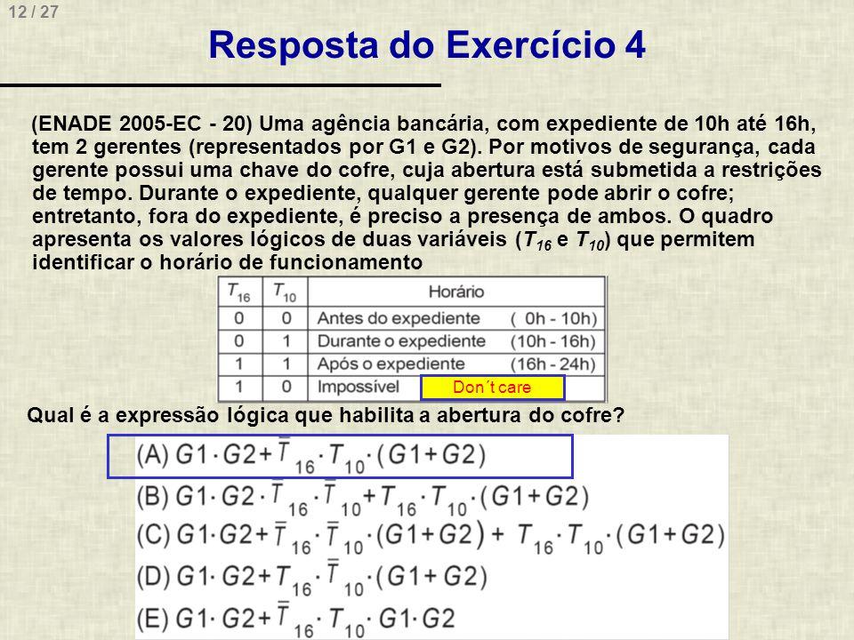 Resposta do Exercício 4