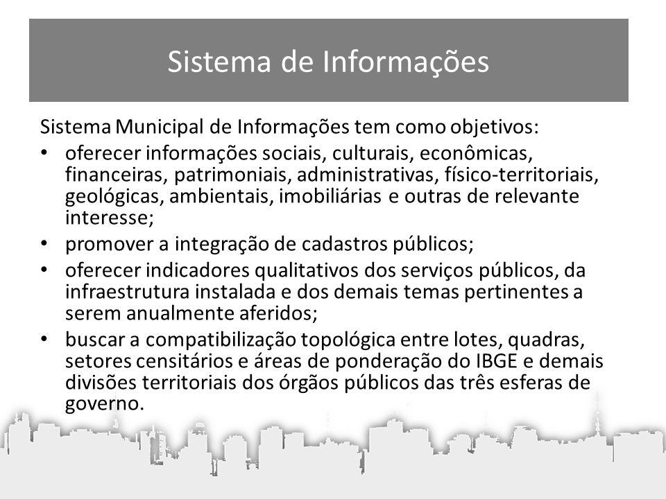 Sistema de Informações
