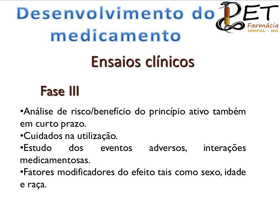 Ensaios clínicos Fase III