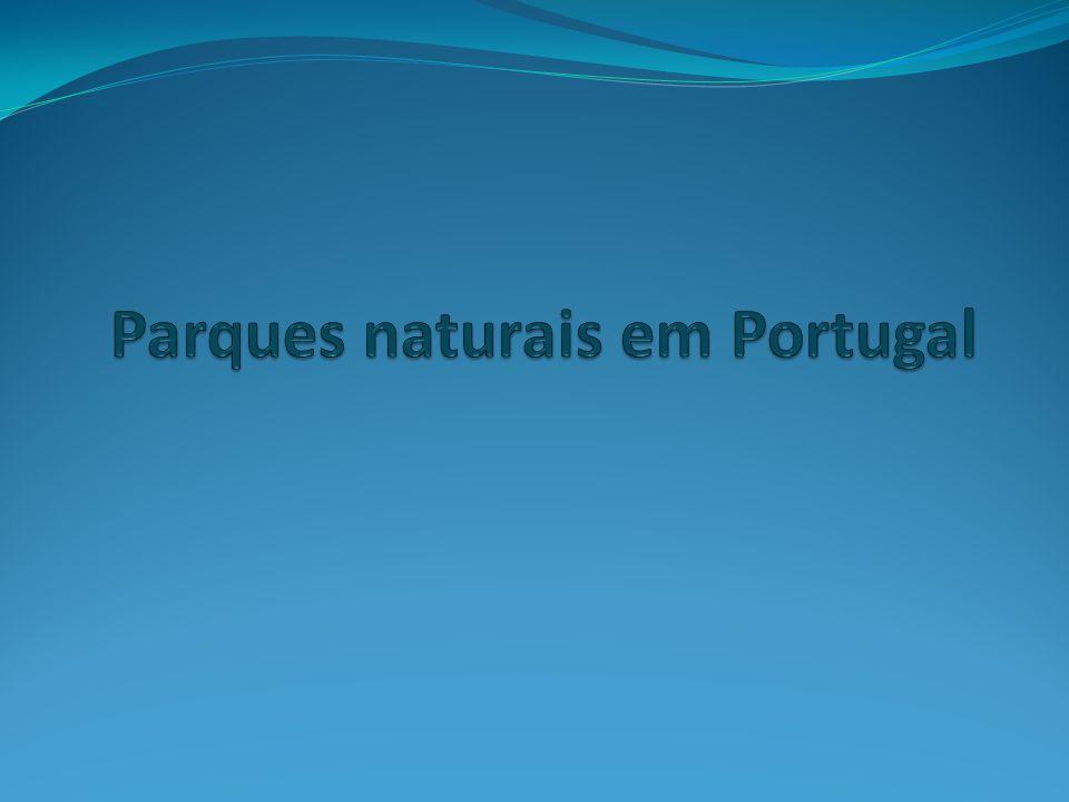 Parques naturais em Portugal