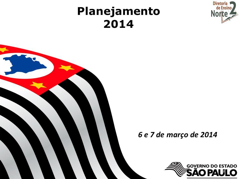 Planejamento 2014 6 e 7 de março de 2014