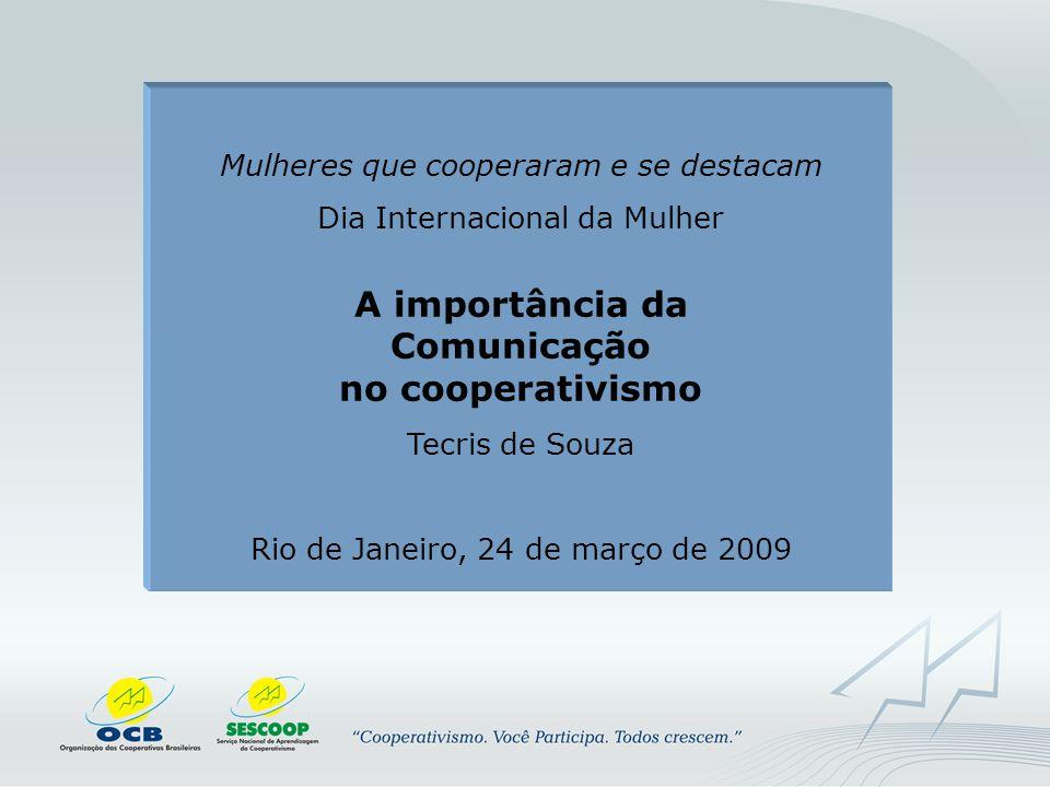 A importância da Comunicação no cooperativismo