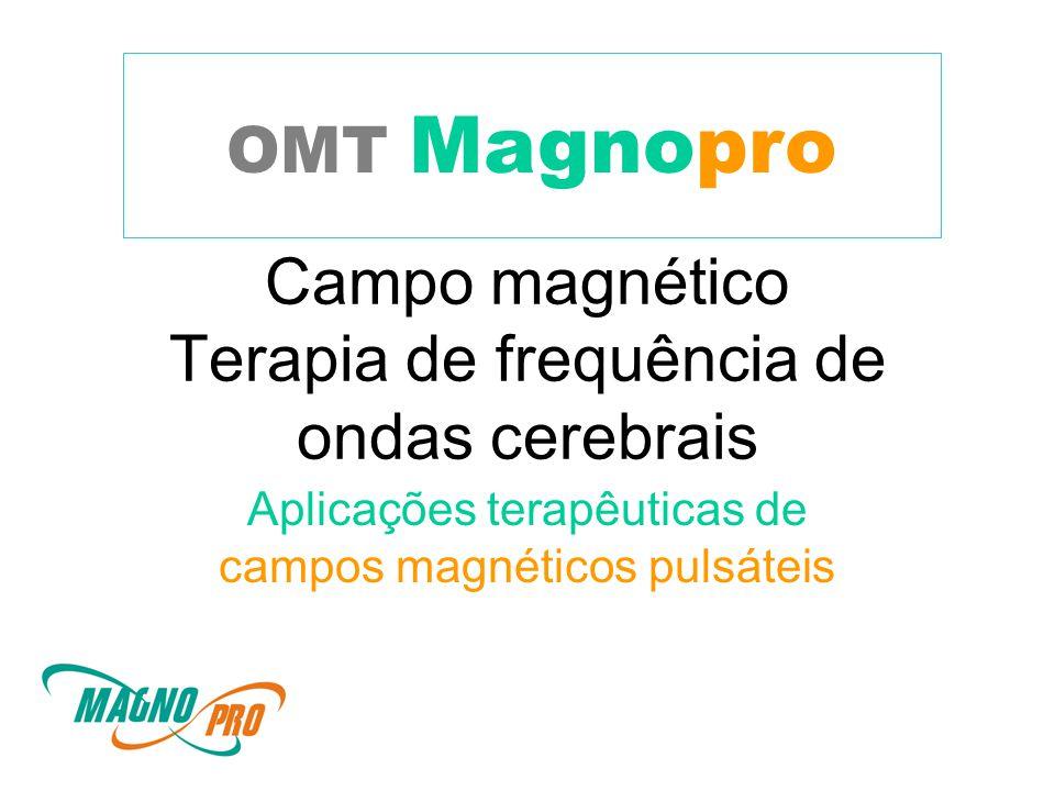 Campo magnético Terapia de frequência de ondas cerebrais