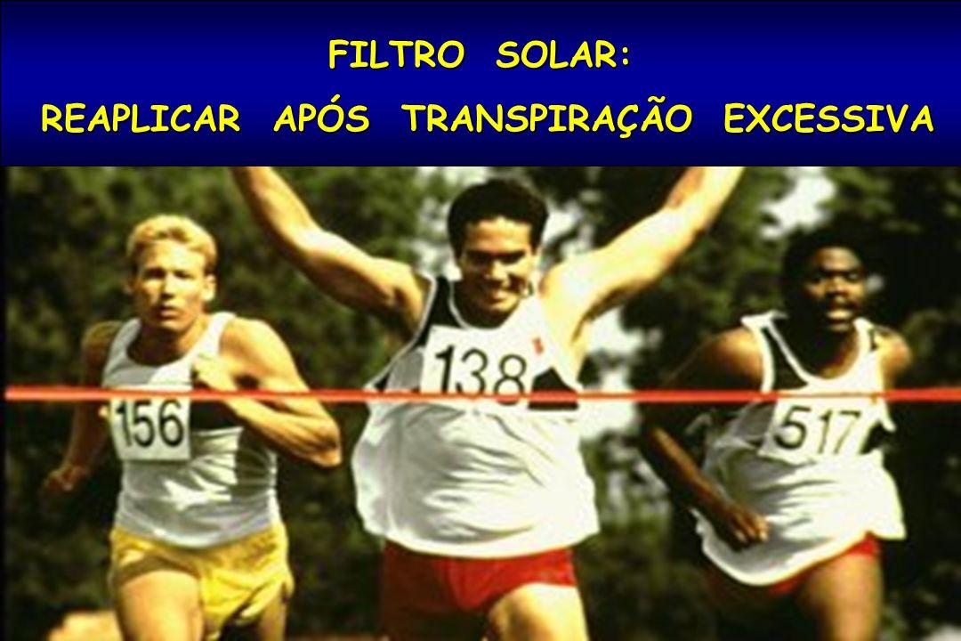 REAPLICAR APÓS TRANSPIRAÇÃO EXCESSIVA
