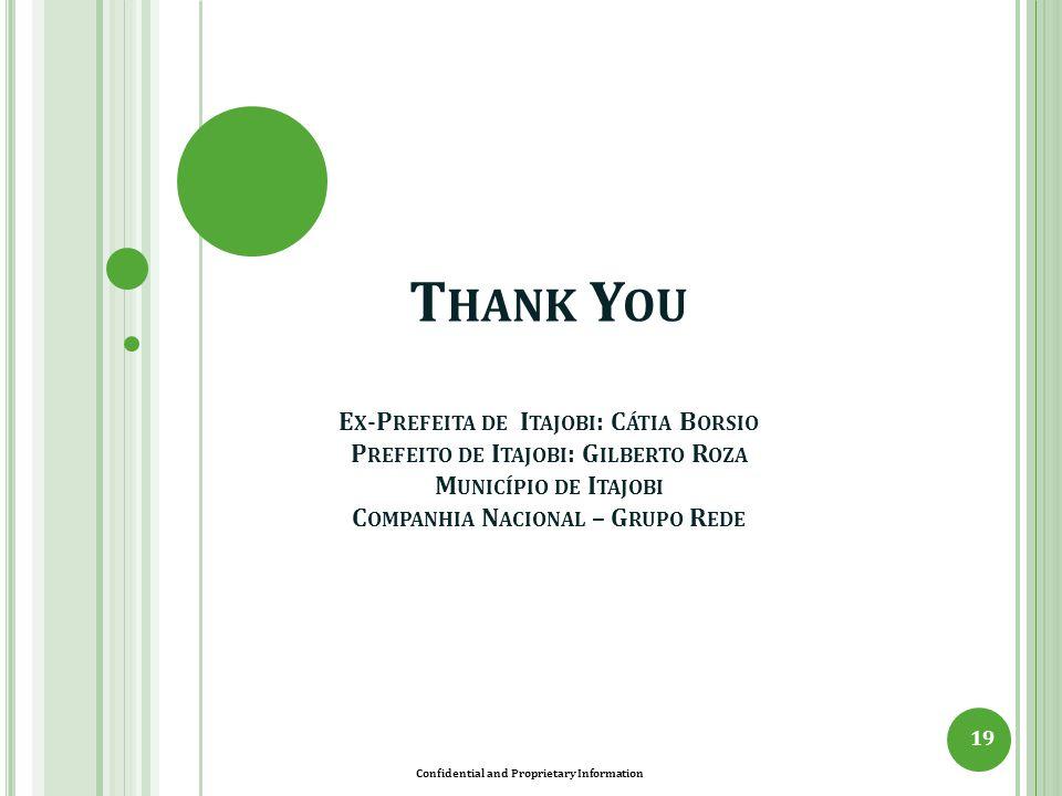 Thank You Ex-Prefeita de Itajobi: Cátia Borsio