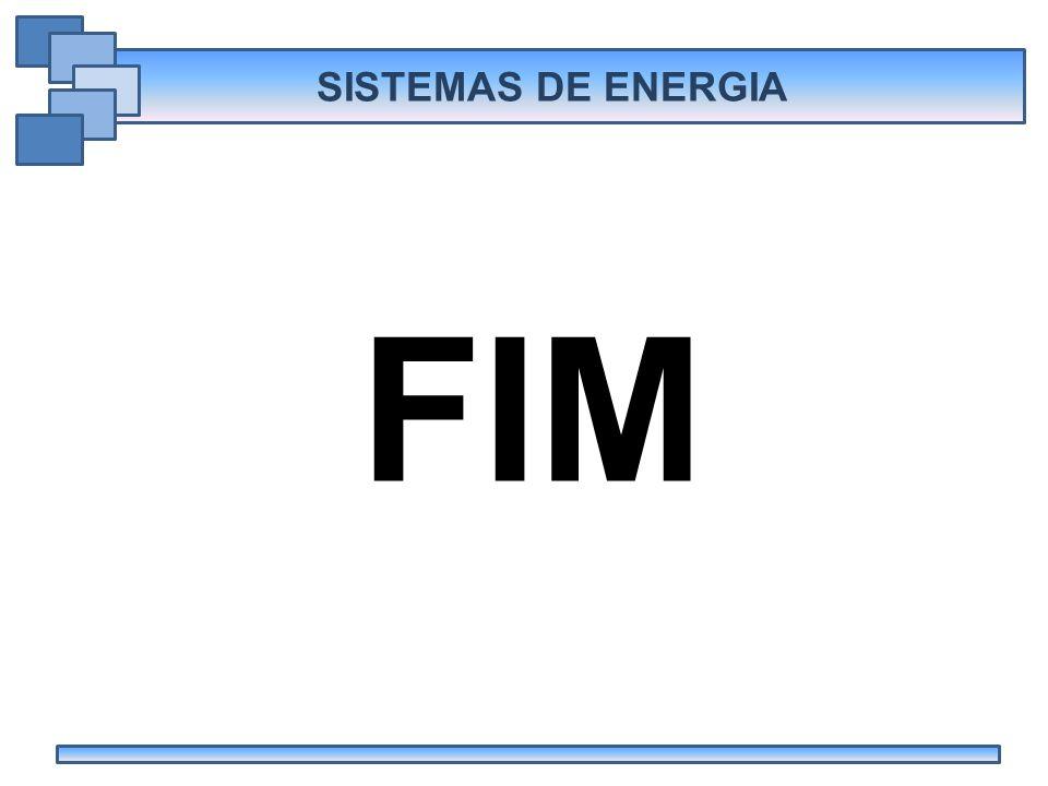 SISTEMAS DE ENERGIA FIM