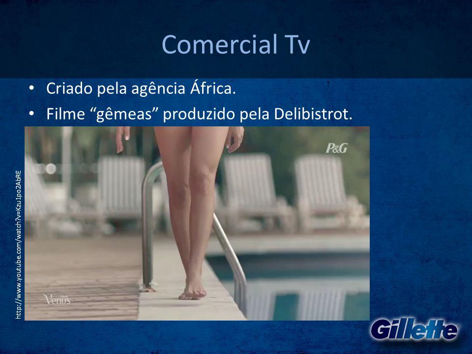 Comercial Tv Criado pela agência África.