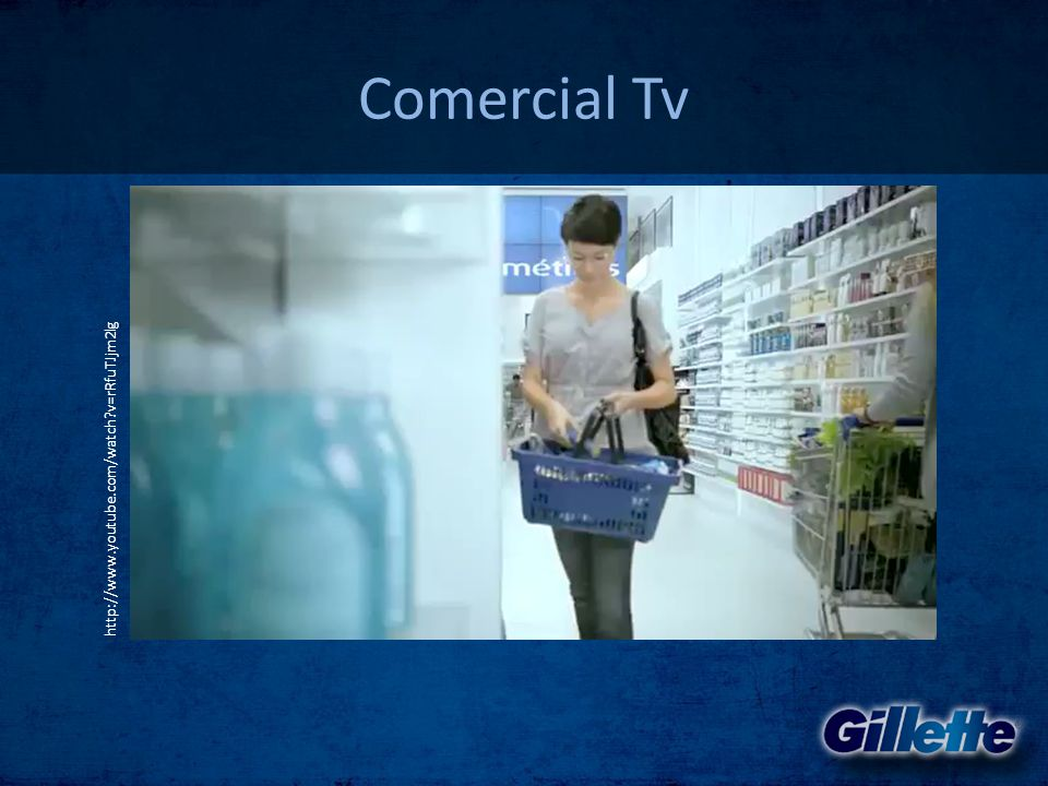 Comercial Tv http://www.youtube.com/watch v=rRfuTJjm2lg