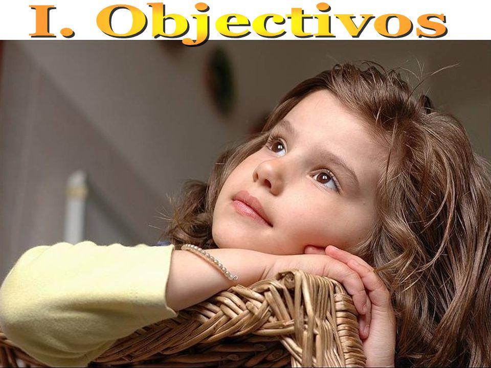 I. Objectivos