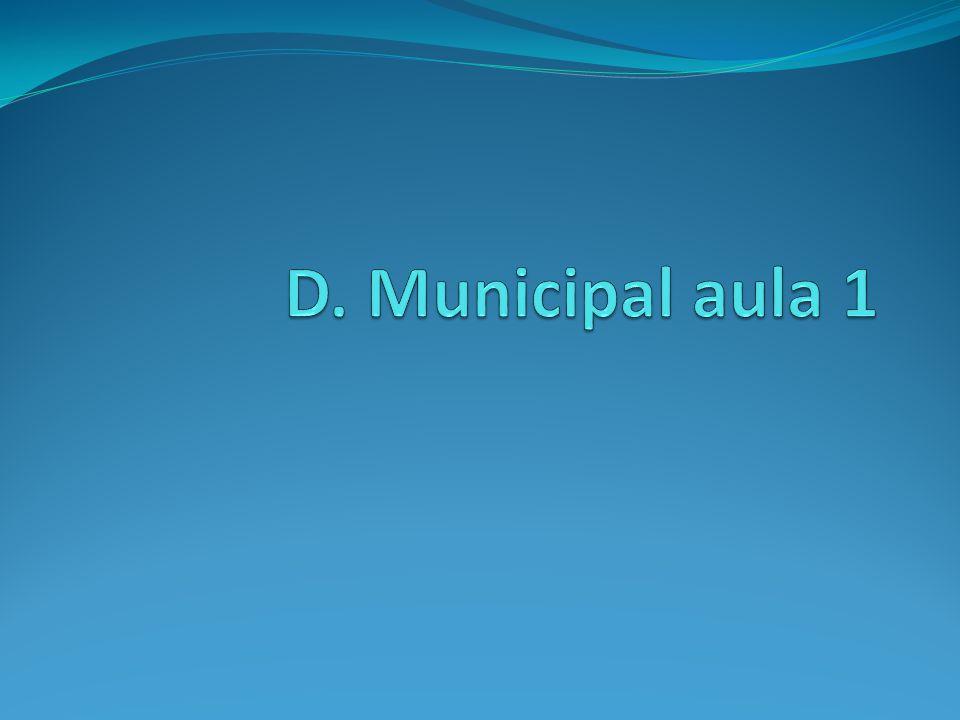 D. Municipal aula 1