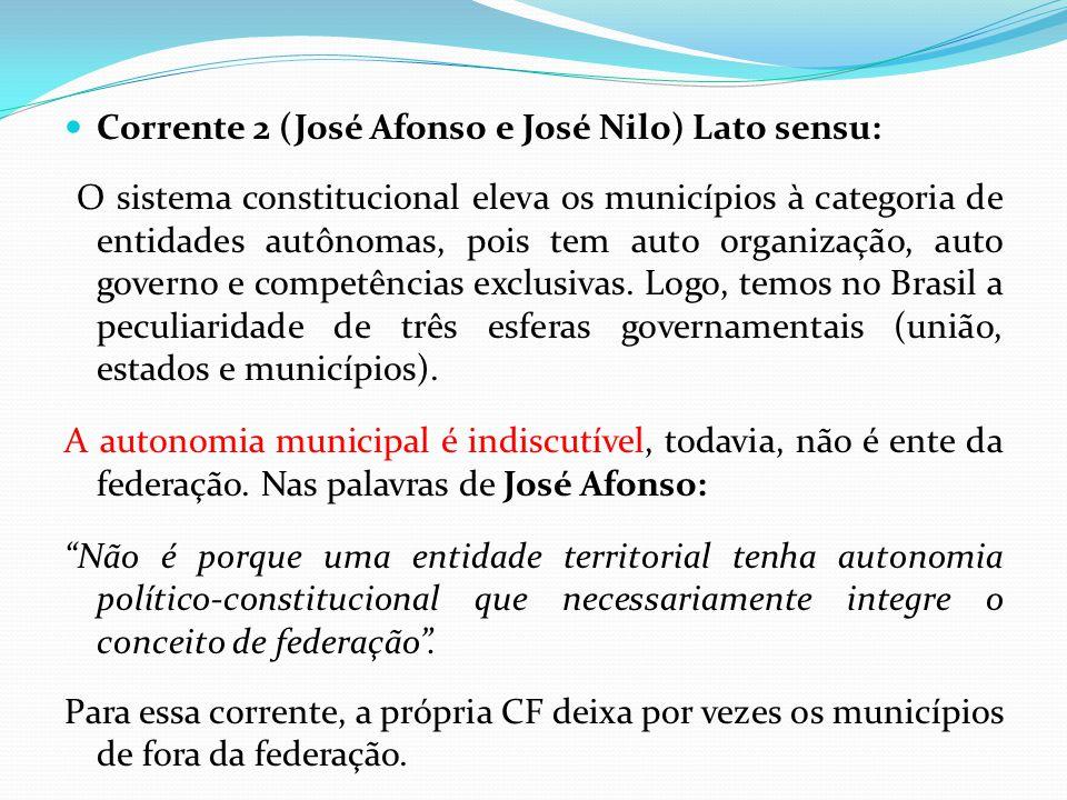 Corrente 2 (José Afonso e José Nilo) Lato sensu:
