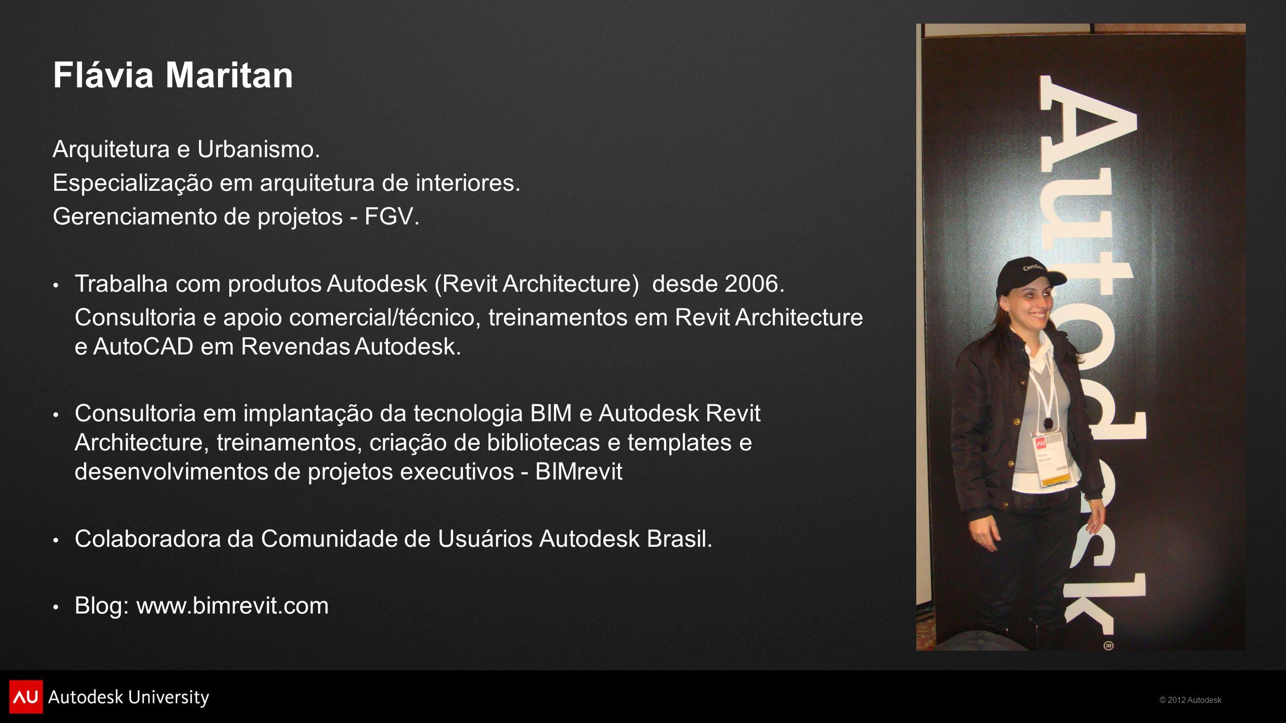 Flávia Maritan Arquitetura e Urbanismo.