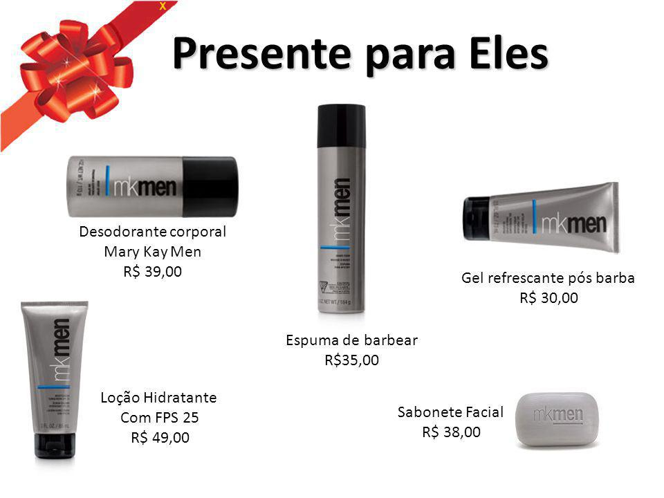 Gel refrescante pós barba