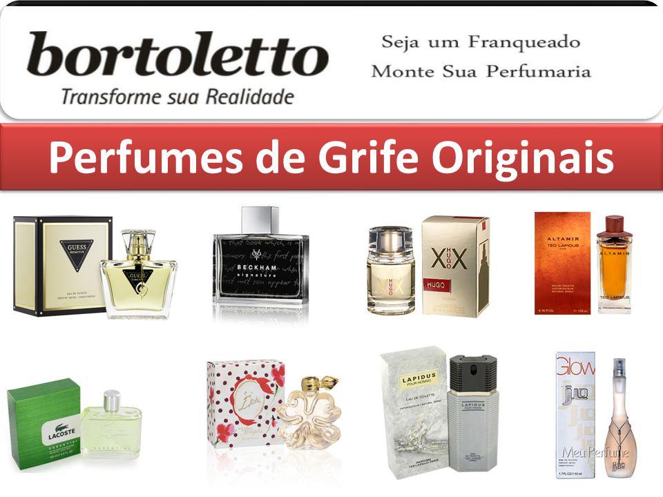Perfumes de Grife Originais
