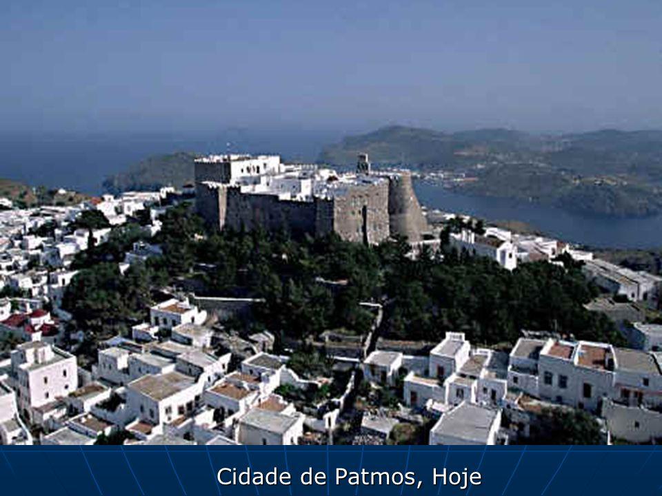 Cidade de Patmos, Hoje