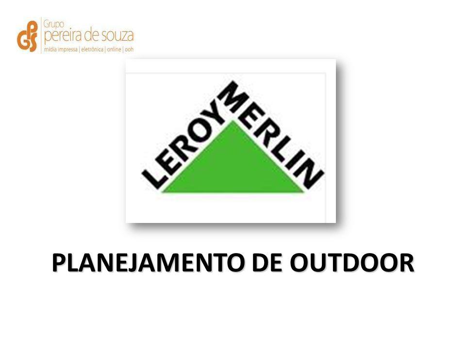 PLANEJAMENTO DE OUTDOOR