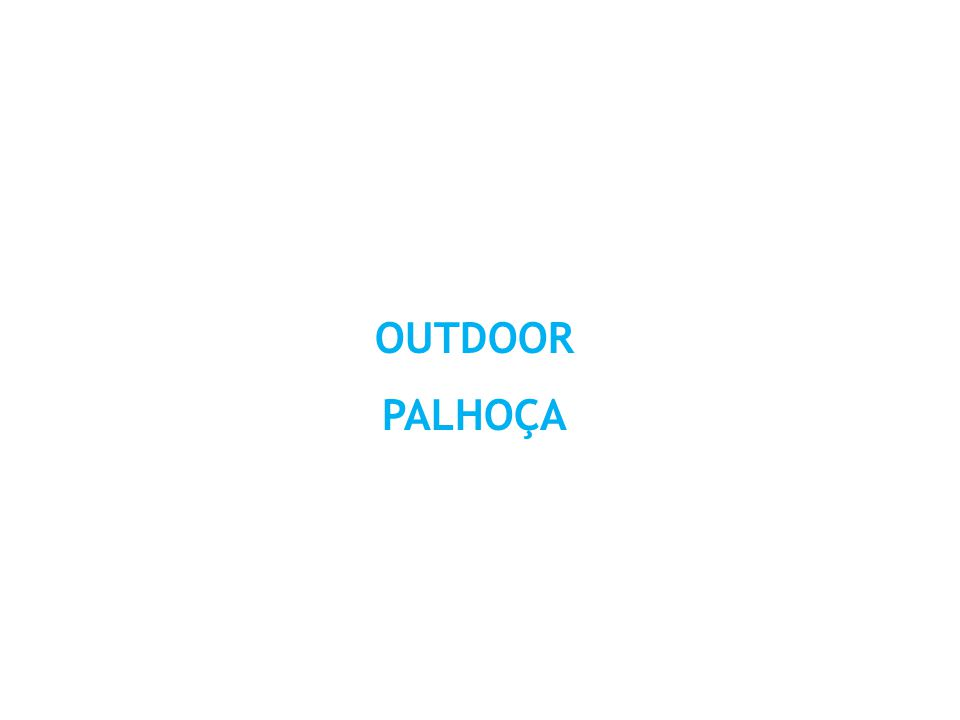 OUTDOOR PALHOÇA