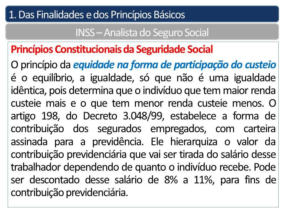 INSS – Analista do Seguro Social