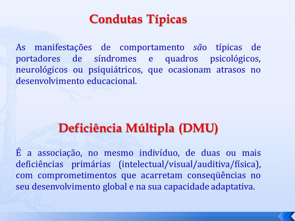 Deficiência Múltipla (DMU)