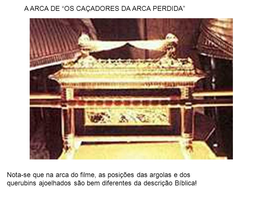 A ARCA DE OS CAÇADORES DA ARCA PERDIDA