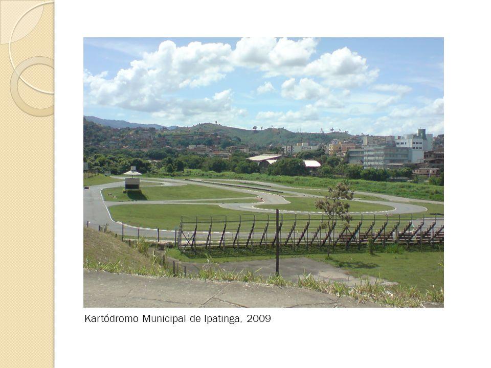 Kartódromo Municipal de Ipatinga, 2009