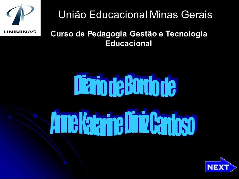 Curso de Pedagogia Gestão e Tecnologia Educacional