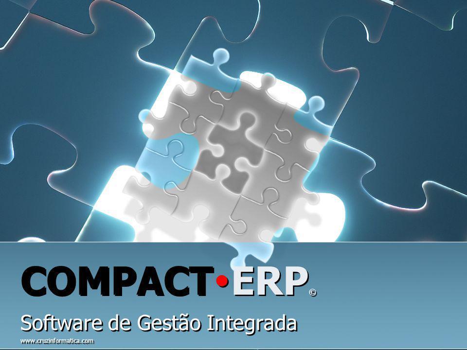 Software de Gestão Integrada www.cruzinformatica.com