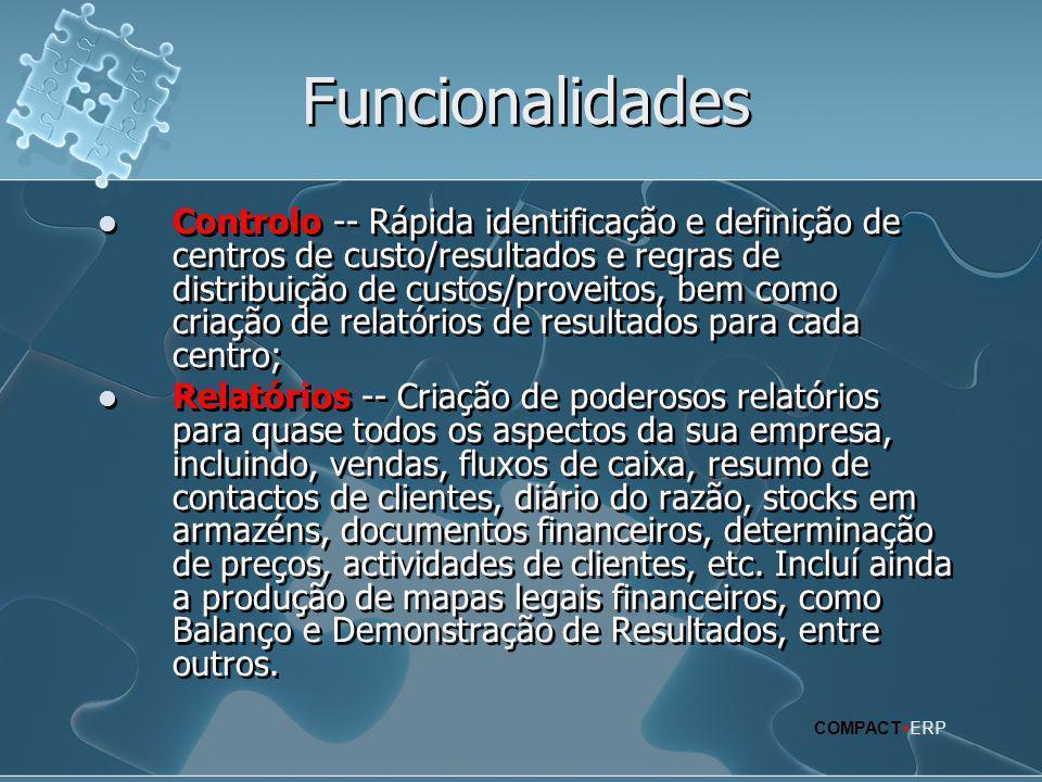 Funcionalidades