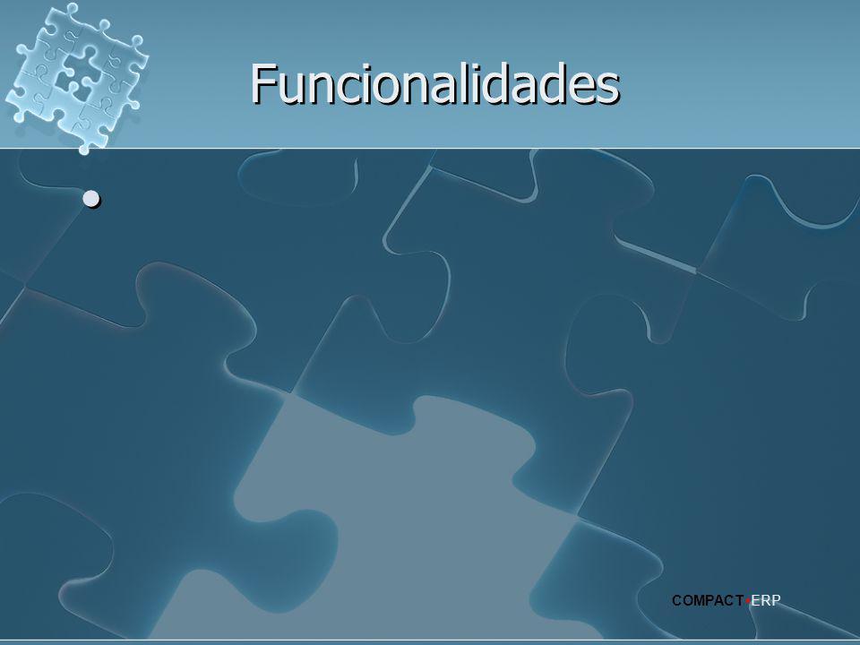 Funcionalidades COMPACTERP