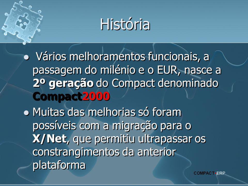 História Vários melhoramentos funcionais, a passagem do milénio e o EUR, nasce a 2º geração do Compact denominado Compact2000.