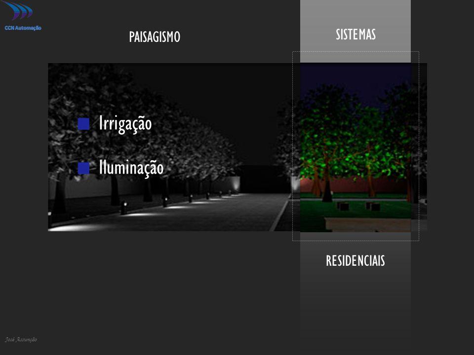 Irrigação Iluminação SISTEMAS PAISAGISMO RESIDENCIAIS