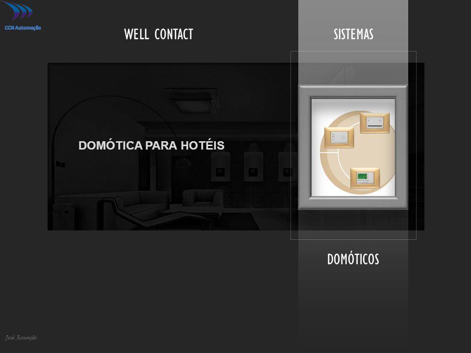 WELL CONTACT SISTEMAS DOMÓTICOS DOMÓTICA PARA HOTÉIS