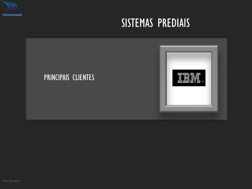 SISTEMAS PREDIAIS PRINCIPAIS CLIENTES