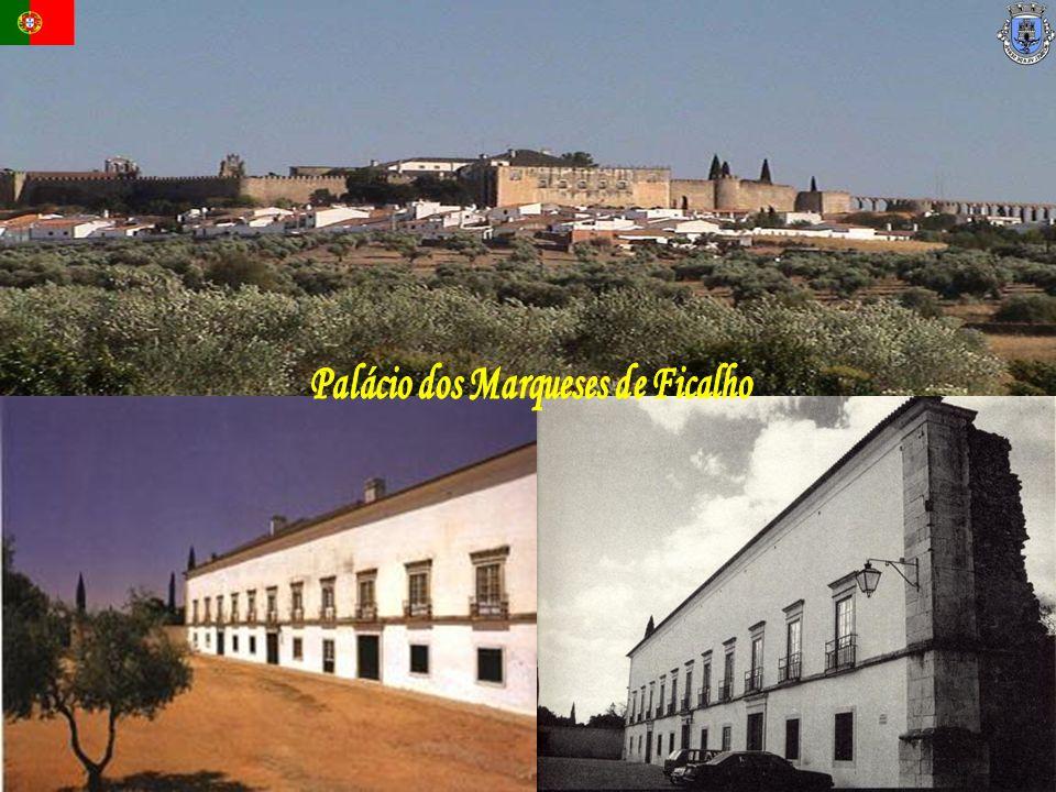 Palácio dos Marqueses de Ficalho