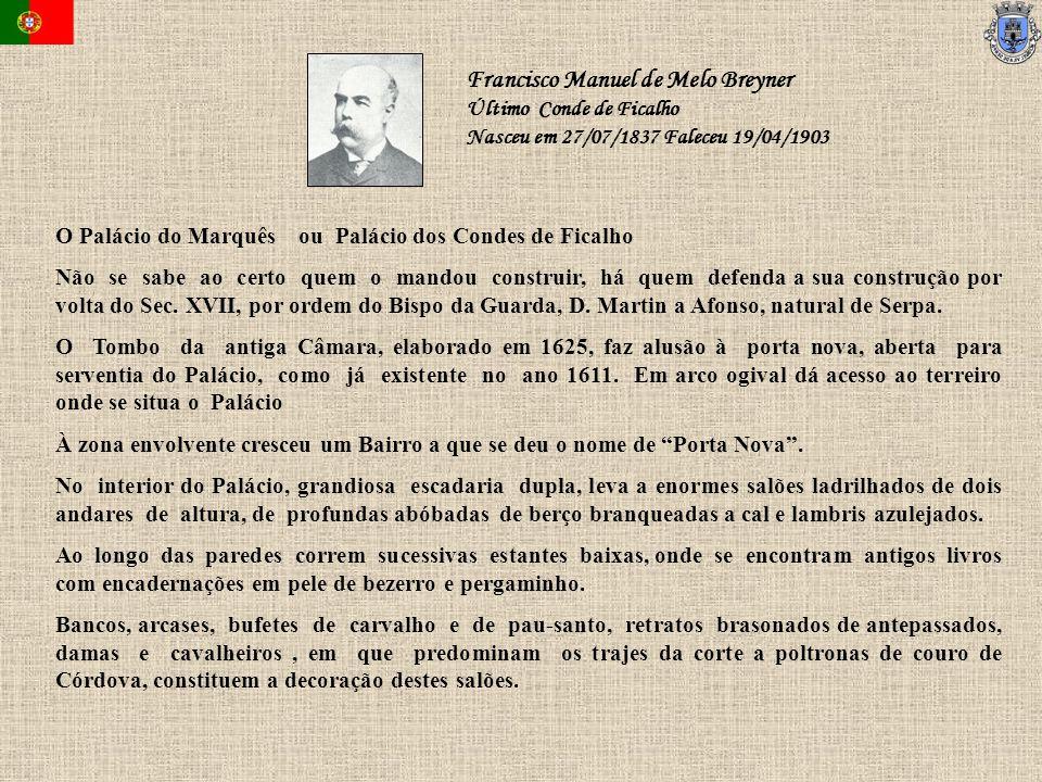 Francisco Manuel de Melo Breyner