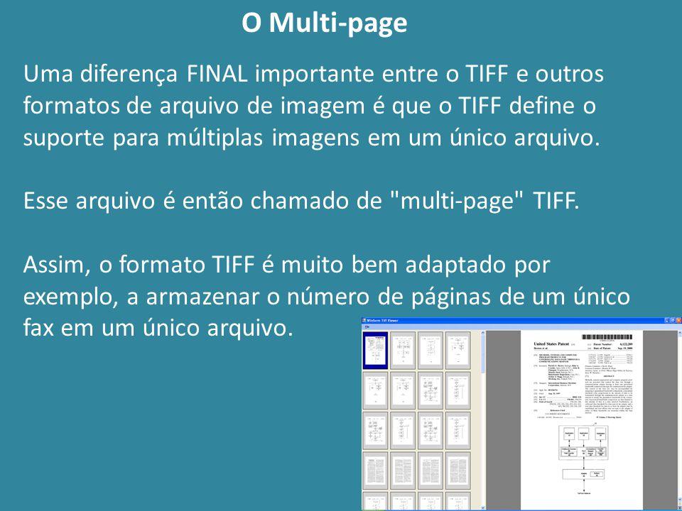 O Multi-page