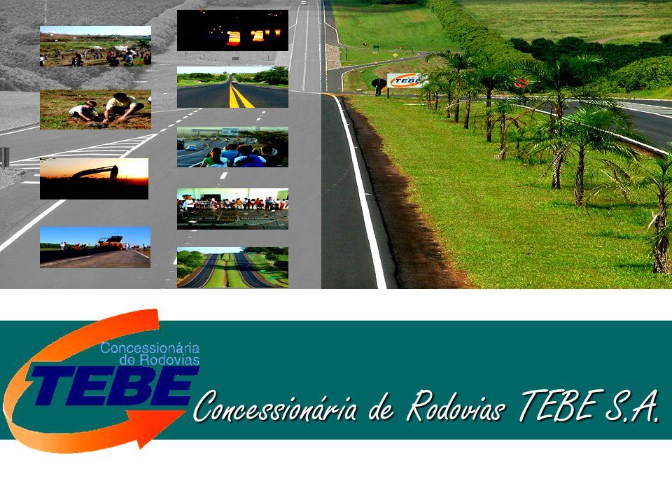 Concessionária de Rodovias TEBE S.A.