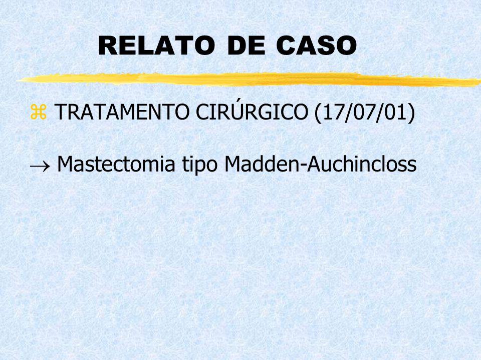  Mastectomia tipo Madden-Auchincloss