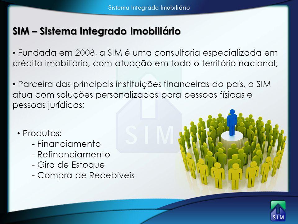 SIM – Sistema Integrado Imobiliário