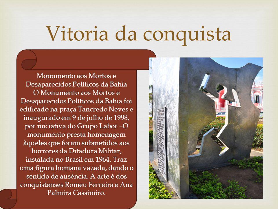 Monumento aos Mortos e Desaparecidos Políticos da Bahia