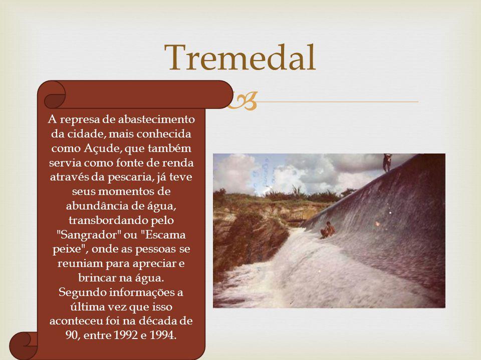 Tremedal