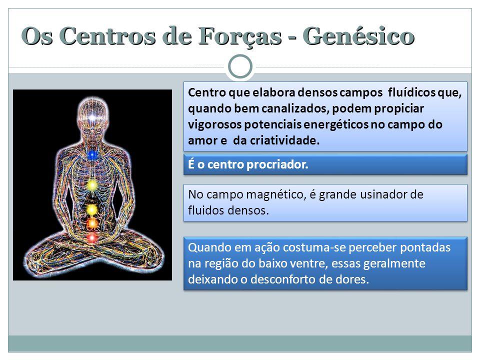 Os Centros de Forças - Genésico