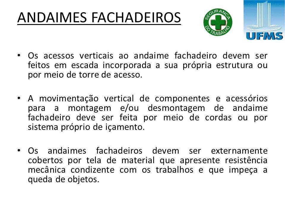 ANDAIMES FACHADEIROS