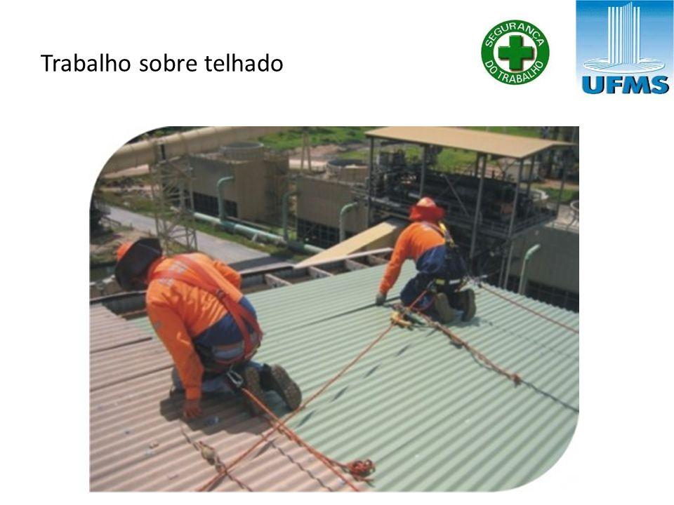 Trabalho sobre telhado