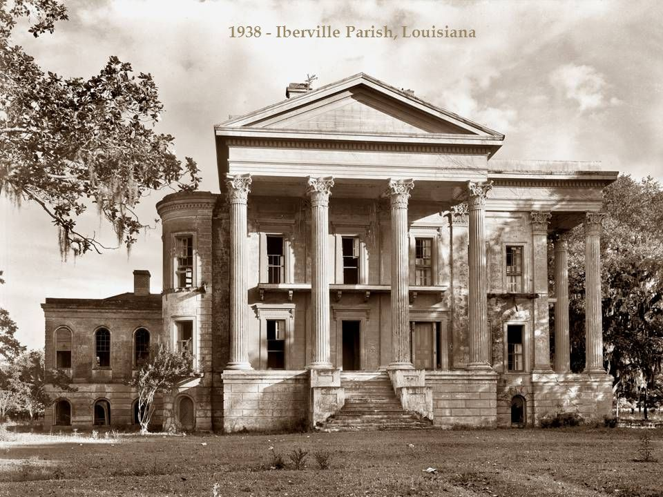 1938 - Iberville Parish, Louisiana
