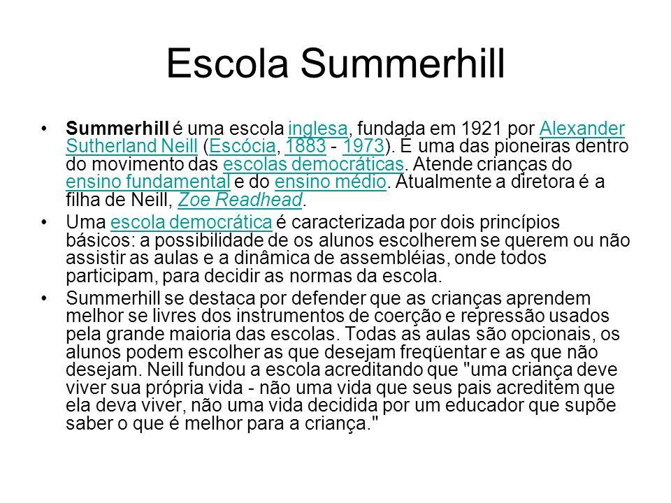 Escola Summerhill