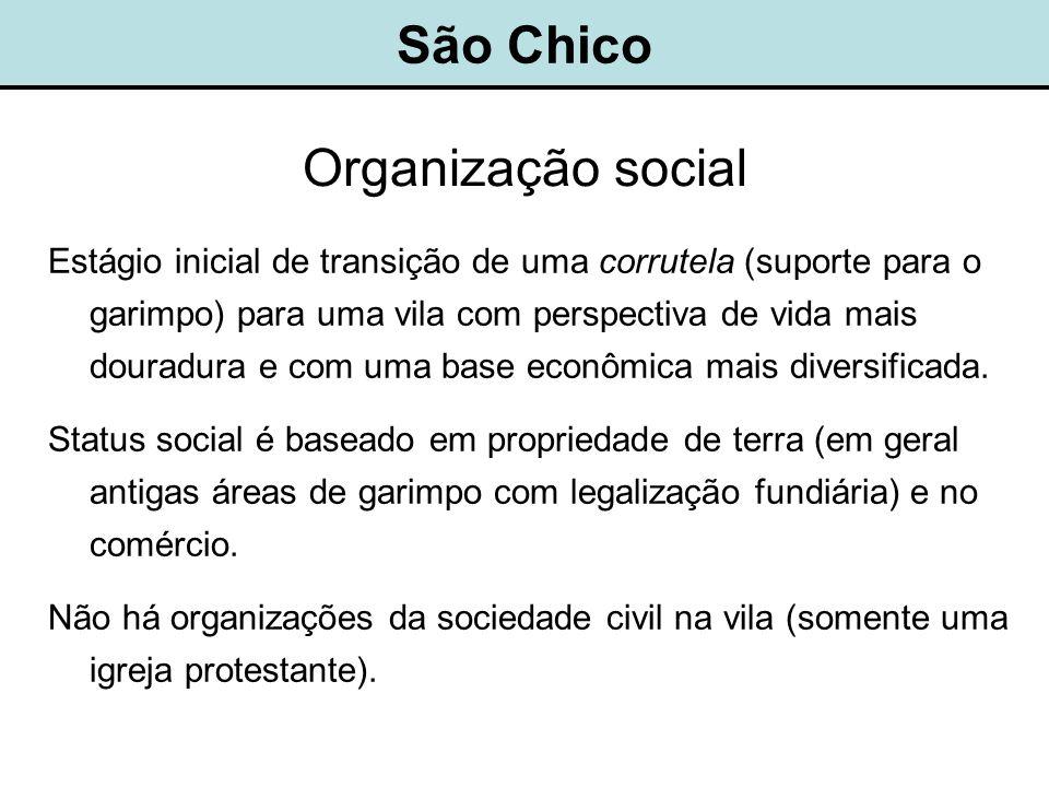 São Chico Organização social